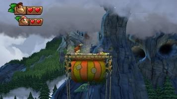 Donkey Kong Country Tropical Freeze screenshots 02