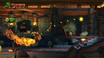 Donkey Kong Country Tropical Freeze screenshots 04