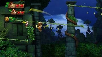 Donkey Kong Country Tropical Freeze screenshots 05