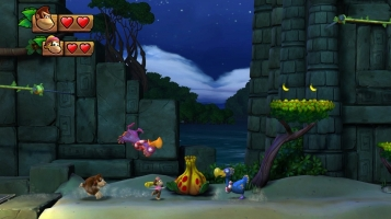 Donkey Kong Country Tropical Freeze screenshots 07