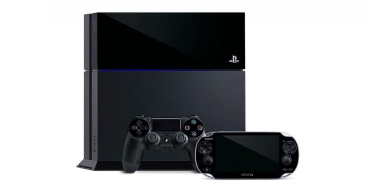PS4 and PS Vita