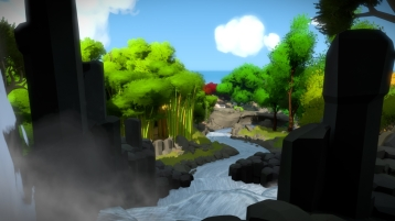 The Witness PS4 screenshots 02