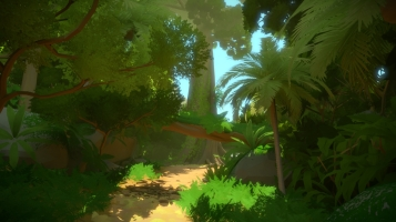 The Witness PS4 screenshots 03