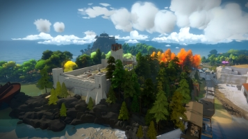 The Witness PS4 screenshots 05
