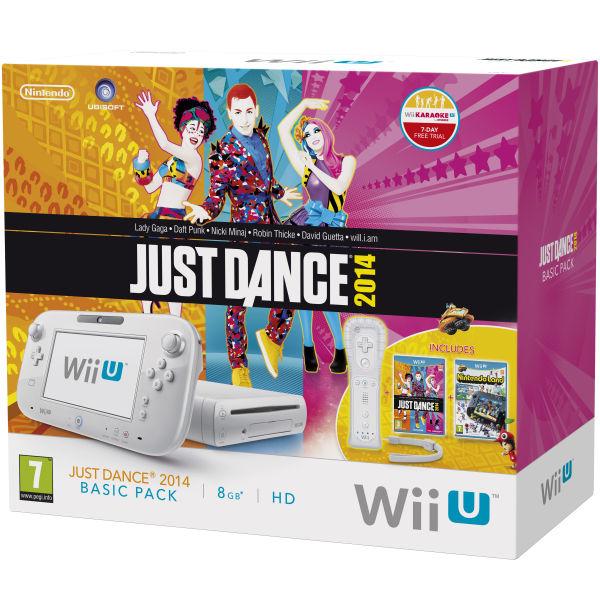 Wii U New Pack Just Dance 2014