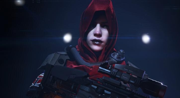 Killzone Shadow Fall characters