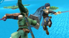 Marth Super Smash Bros Wii U 3DS 03