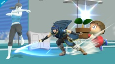Marth Super Smash Bros Wii U 3DS 04