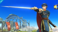 Marth Super Smash Bros Wii U 3DS 05