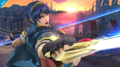 Marth Super Smash Bros Wii U 3DS 06