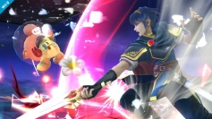 Marth Super Smash Bros Wii U 3DS 09