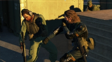 Metal Gear Solid V screenshots 03
