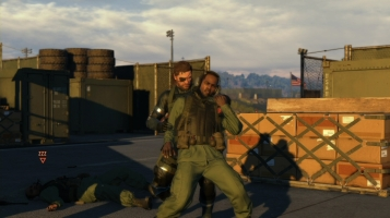 Metal Gear Solid V screenshots 06