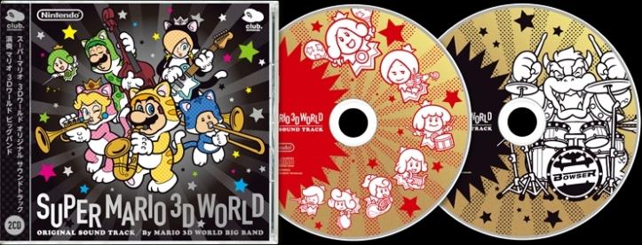 Super Mario 3D World OST