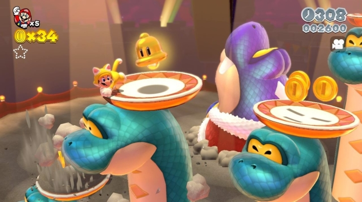 Super Mario 3D World screenshots 09