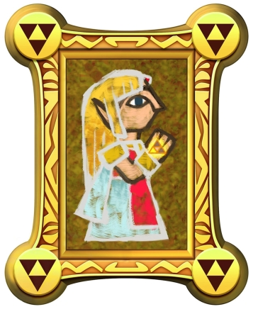 The Legend of Zelda A Link Between Worlds artwork 14