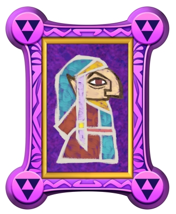 The Legend of Zelda A Link Between Worlds artwork 15