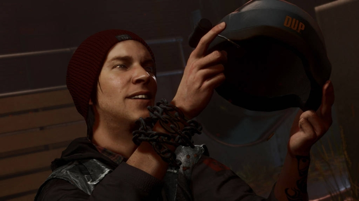 Delsin Rowe Infamous Second Son PS4