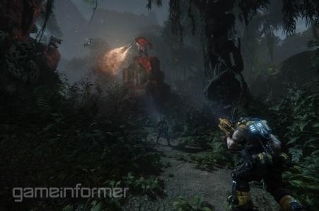 Evolve screenshots 01