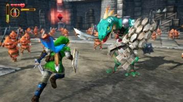 Hyrule Warriors screenshots 01