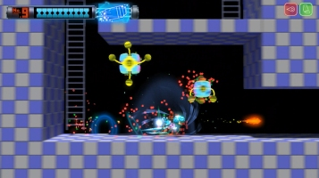 Mighty No. 9 screenshots 02
