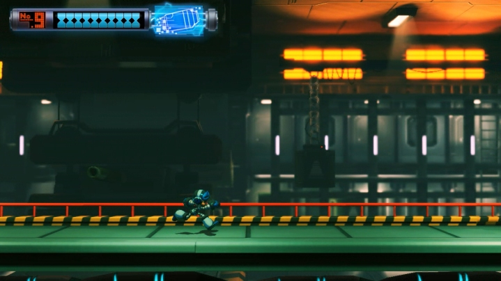 Mighty No. 9 screenshots 03