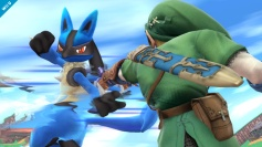 Super Smash Bros Wii U 3DS Lucario screenshots 07