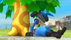 Super Smash Bros Wii U 3DS Lucario screenshots 09