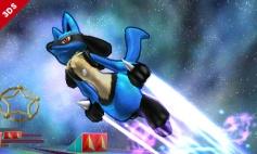 Super Smash Bros Wii U 3DS Lucario screenshots 10