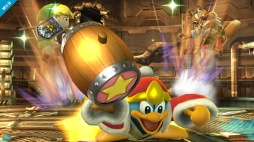 Super Smash Bros. Wii U & 3DS screenshots 05