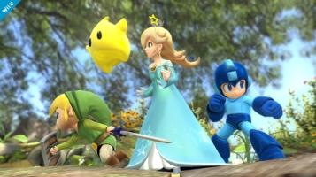 Super Smash Bros Wii U & 3DS screenshots 06