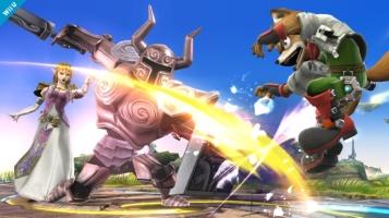 Super Smash Bros Wii U & 3DS screenshots 12