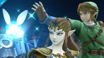 Super Smash Bros Wii U & 3DS screenshots 13