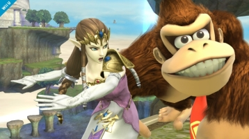 Super Smash Bros Wii U & 3DS screenshots 15