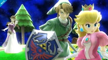 Super Smash Bros Wii U & 3DS screenshots 19