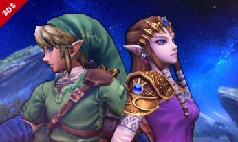 Super Smash Bros Wii U & 3DS screenshots 20