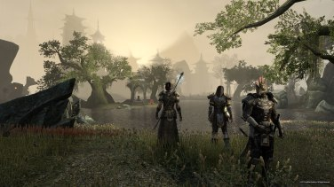 The Elder Scrolls Online screenshots 02