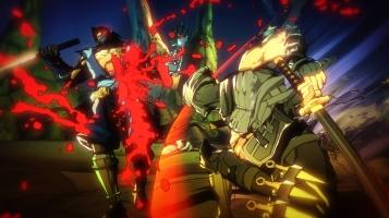 Yaiba Ninja Gaiden Z screenshots 02