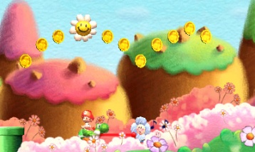 Yoshi's New Island screenshots 01