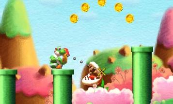 Yoshi's New Island screenshots 02