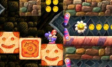 Yoshi's New Island screenshots 06