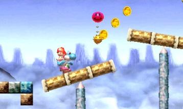 Yoshi's New Island screenshots 07