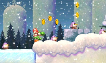 Yoshi's New Island screenshots 08