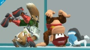Diddy Kong Super Smash Bros Wii U & 3DS screenshots 09