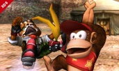 Diddy Kong Super Smash Bros Wii U & 3DS screenshots 11
