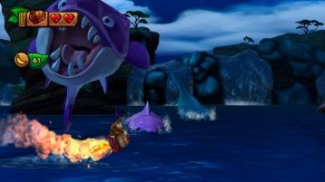 Donkey Kong Country Tropical Freeze Wii U screenshots 01
