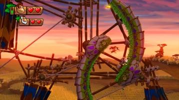 Donkey Kong Country Tropical Freeze Wii U screenshots 03