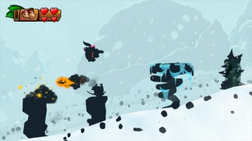 Donkey Kong Country Tropical Freeze Wii U screenshots 05