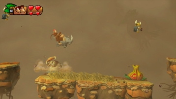 Donkey Kong Country Tropical Freeze Wii U screenshots 07