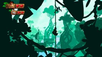 Donkey Kong Country Tropical Freeze Wii U screenshots 08